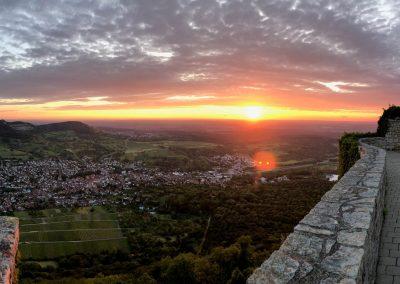 Panorama Sonnenuntergang1