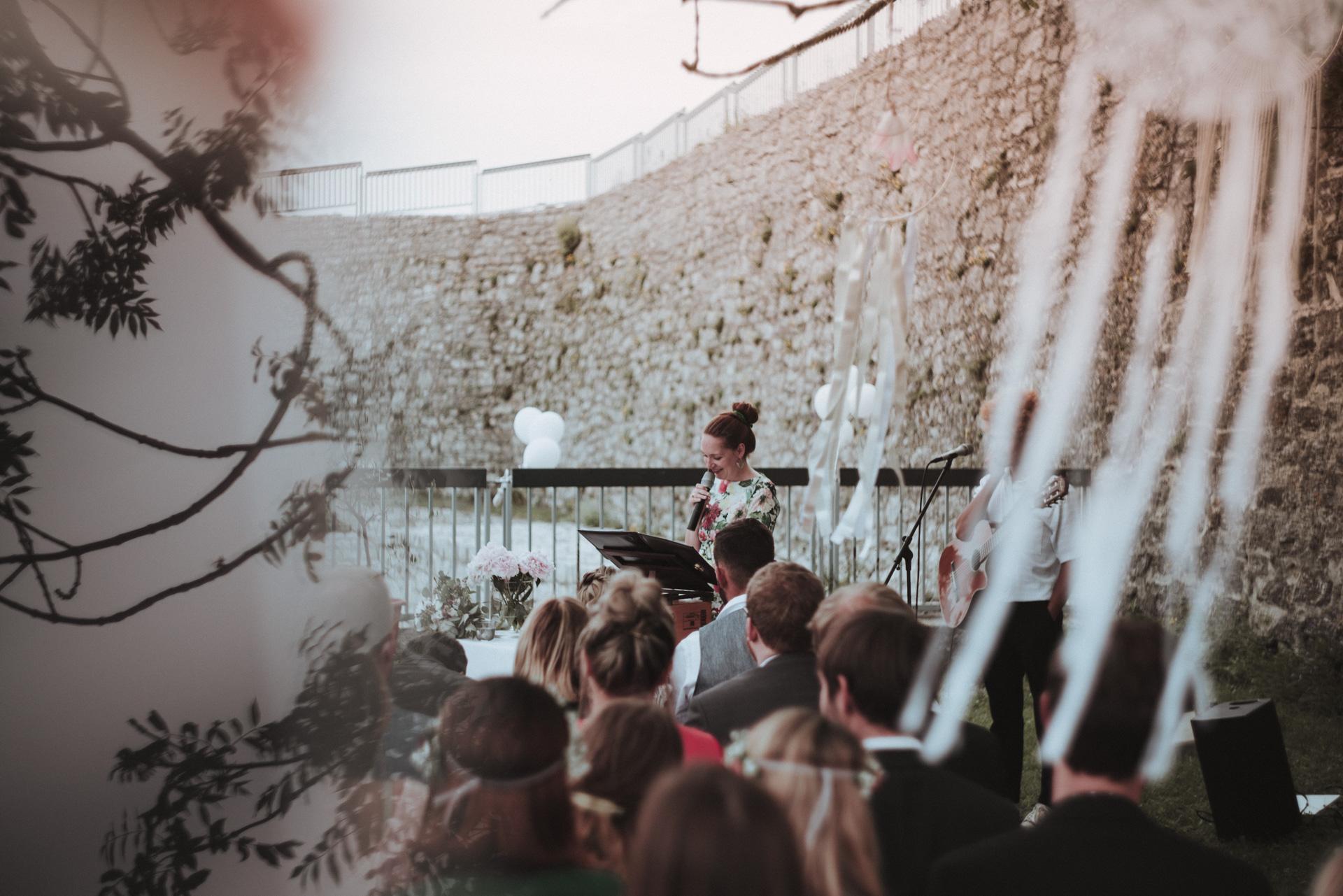 Heiraten auf der Burg | Burgrestaurant Hohen Neuffen